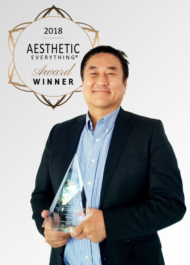 Lutronic Corporation Haelyung Hwang Ae Award 11 12 18