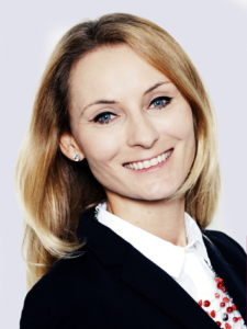 Joanna Lüthen Marketing Manager Emea