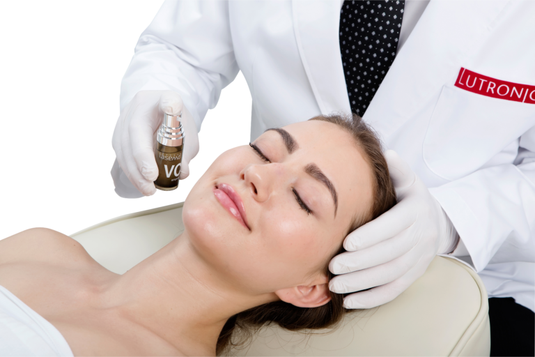 Behandlung Mit Ampulle
