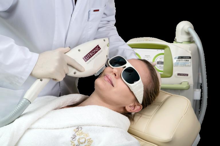 Solari Gesichts Behandlung