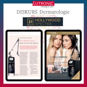 HOLLYWOOD SPECTRA Artikel Diskurs Dermatologie