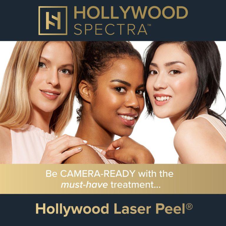 Hollywood Spectra Laser Peel Models