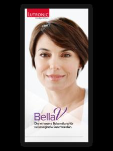 Lutronic Bellav Patientenflyer